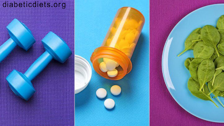 دیابت نوع دو چگونه درمان میشود