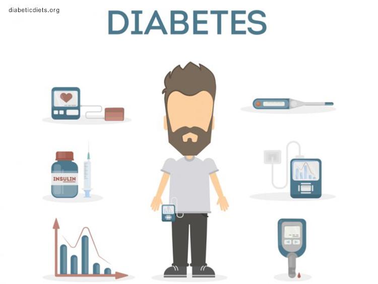 مشکلات دیابت