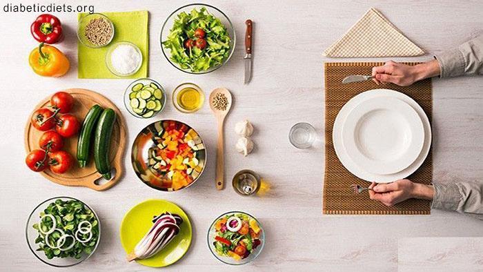 تغذهی و درمان دیابت