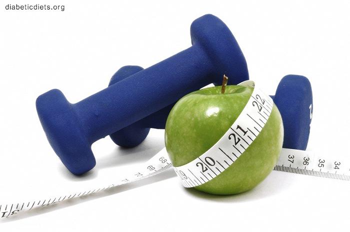درمان دیابت با ورزش