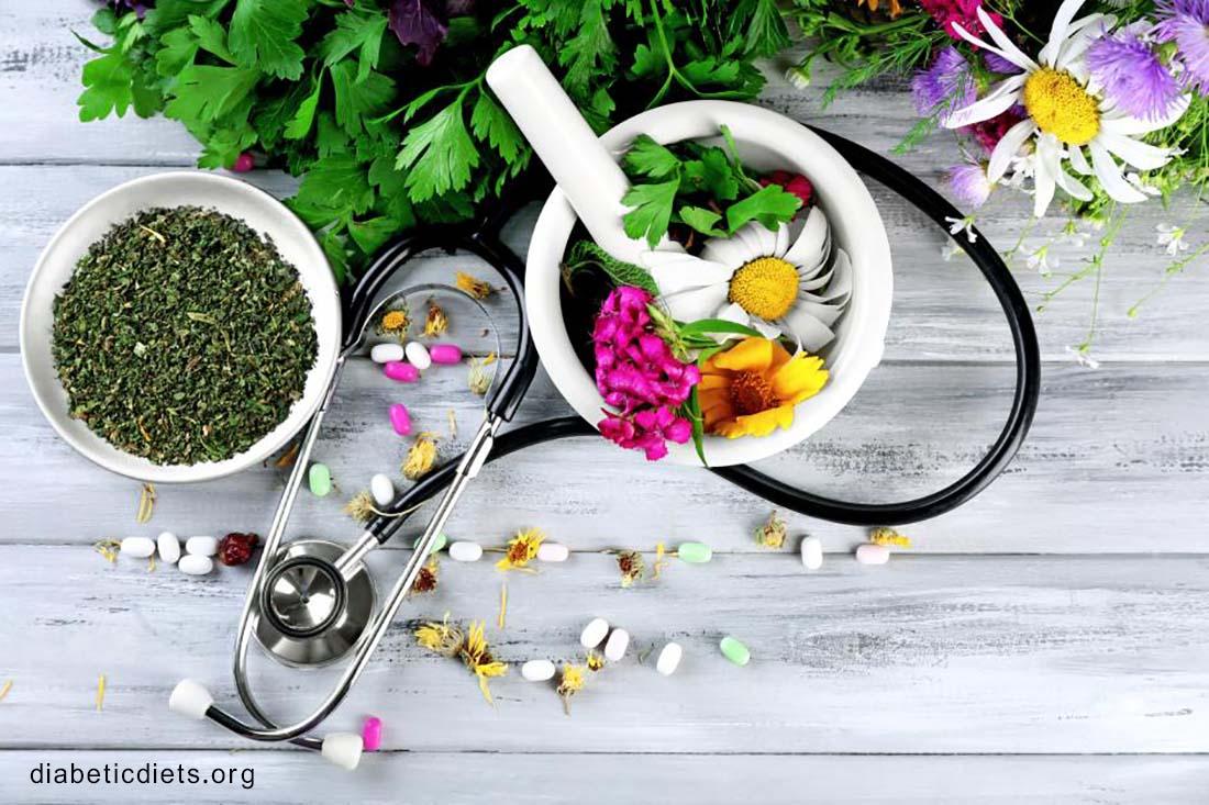 کاهش قند خون با دارو گیاهی