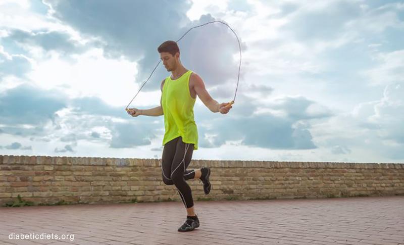 دیابت نوع دو، رژیم و ورزش