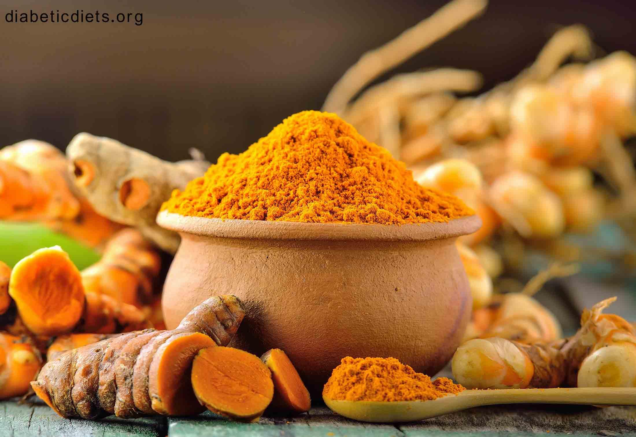 زرد چوبه و درمان سریع دیابت