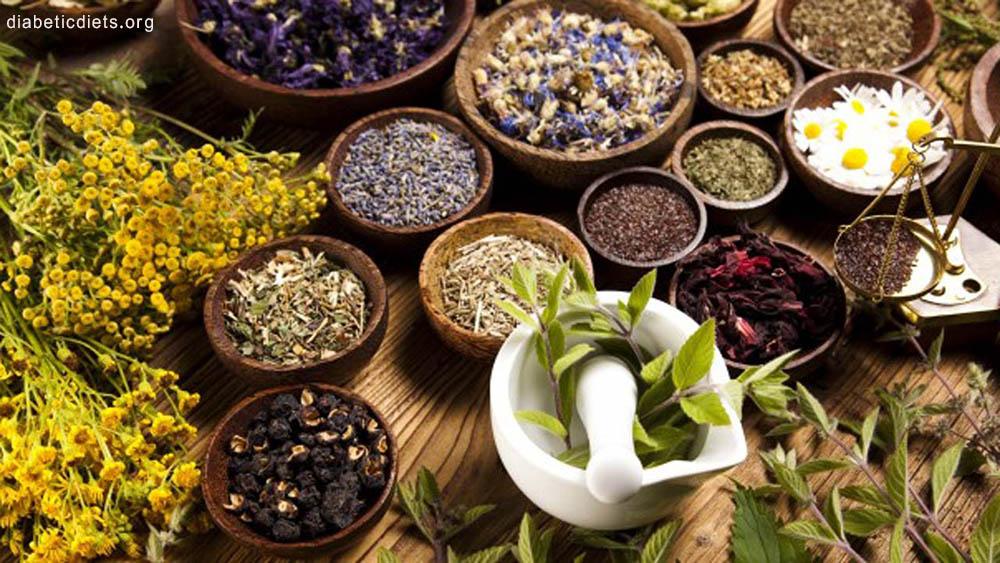 درمان دیابت با گیاهان