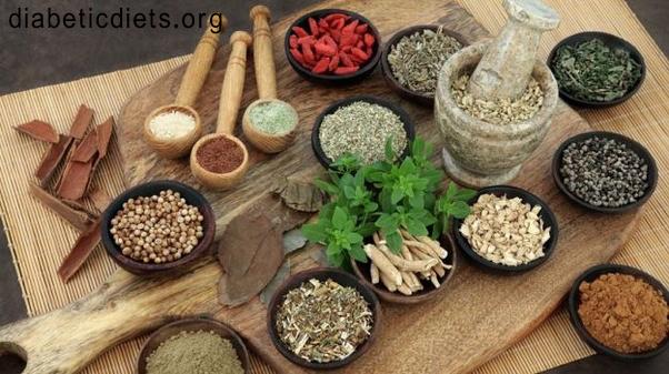 روش های درمان گیاهی دیابت