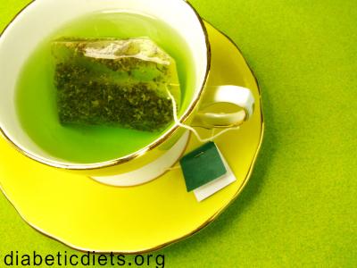 چایی سبز برای دیابت