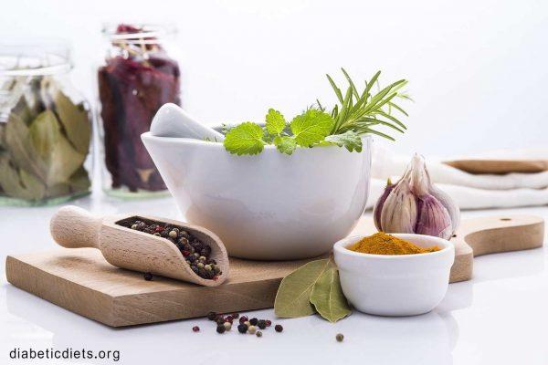 گیاهان دارویی و درمان دیابت